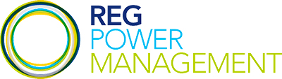 Reg Power Management logo